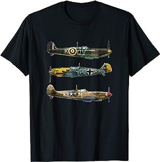 WW2 Warbird GATHERING Messerschmitt Mustang Spitfire Gift