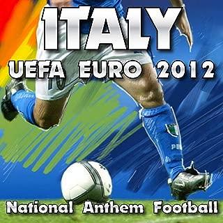Italy National Anthem Football (Uefa Euro 2012)