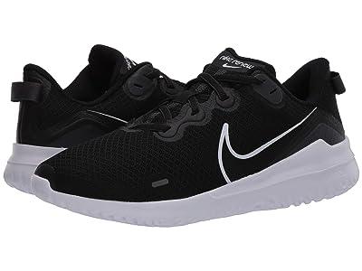 Nike Renew Ride (Black/White/Dark Smoke Grey) Women