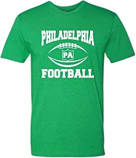 Go All Out Adult Philadelphia Football Deluxe T-Shirt