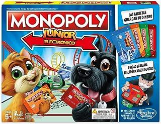 Monopoly Junior Portuguese version