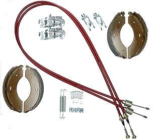 AB Tools_URB Zapata Freno Cable 1500kg Indespension Tow-a-Furgoneta Furgoneta Caja Trailer
