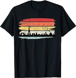 Retro Vintage Paris T-Shirt