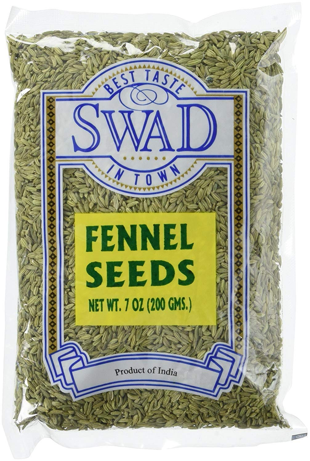 Great Bazaar Swad Fennel Sales for Ranking TOP4 sale 7 Ounce 7oz Seeds