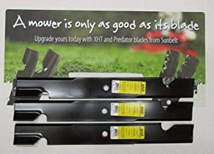 XHT 3 USA MARBAIN Blades for Bad BOY 038-6080-00 61