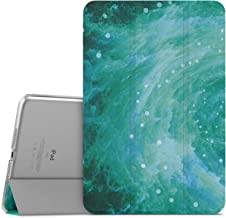 MoKo Case Fit iPad Mini 4 - Slim Lightweight Smart-Shell Stand Cover with Translucent Frosted Back Protector Fit iPad Mini 4 7.9