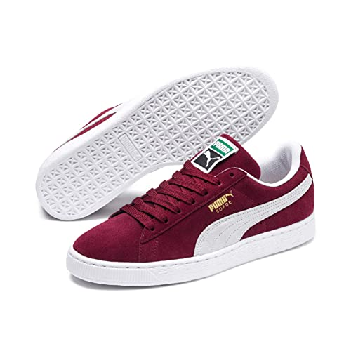 Puma Unisex Adults  Suede-Classic+ Low-Top Sneakers a25b94105