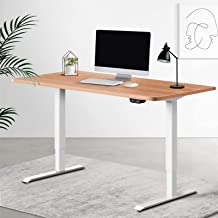 Artiss Roskos I Motorised Electric Height Adjustable Standing Desk Laptop 140cm Table