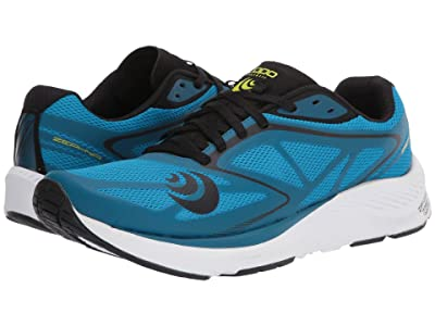 Topo Athletic Zephyr (Blue/Black) Men