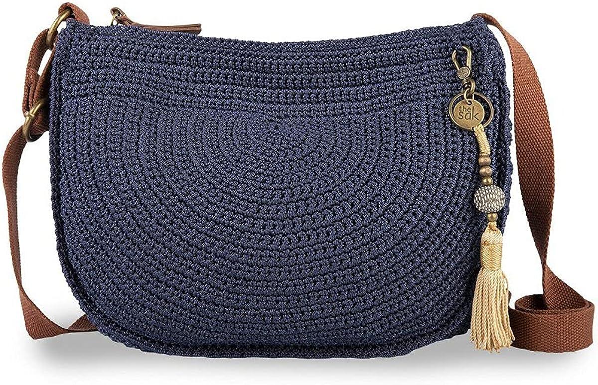 Ryder Crochet Crescent Crossbody Sale item Choice