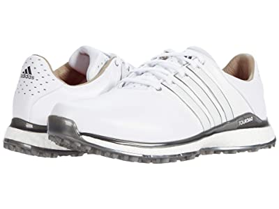 adidas Golf Tour360 XT-SL 2 (White/White/Dark Silver Metallic) Men