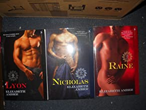 The Lords of Satyr Boxed Set:-Lyon/Nicholas/Raine