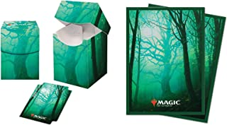 Ultra Pro Unstable Lands Avon Forest Pro 100+ Deck Box with 100 Sleeves
