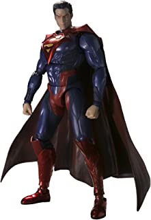 Superman- Injustice Version Figura,, 16 cm (Bandai DANBT969311)