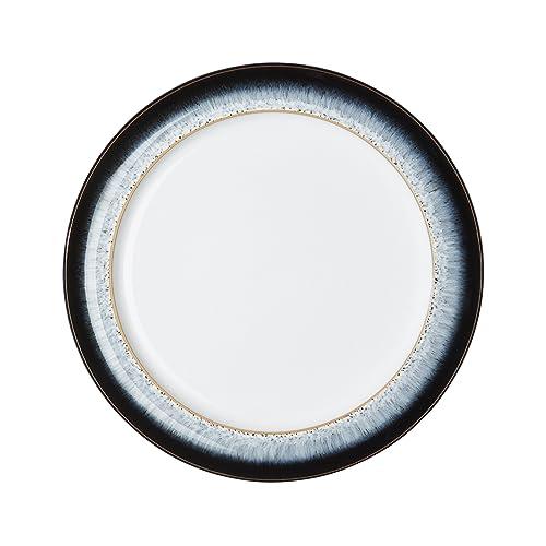Denby Halo, 4Piece, Set Of 4 Wide Rimmed Salad Plates
