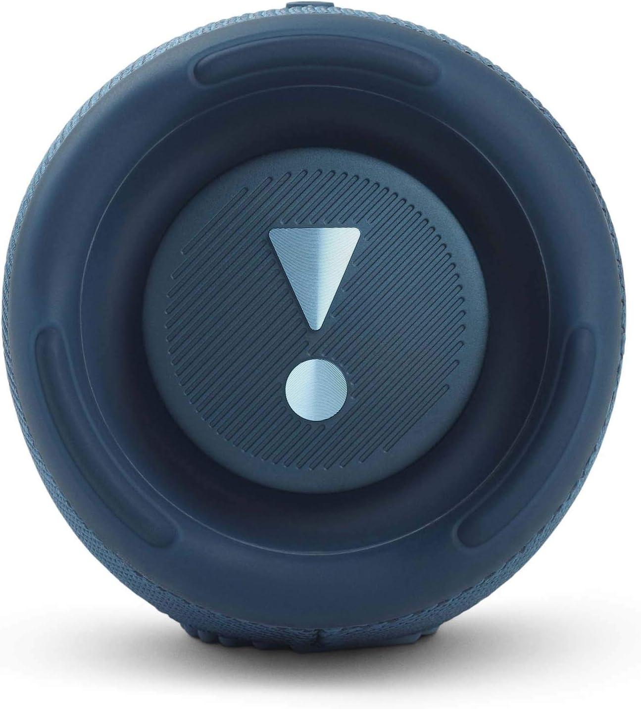 Son puissant et basses profondes Etanche /à l/'eau et /à la poussi/ère Noir JBL Charge 5 Enceinte portable Bluetooth avec chargeur int/égr/é Autonomie de 20 hrs