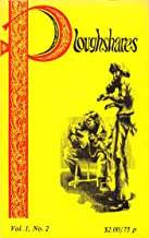 Ploughshares Summer 1972 Guest-Edited by George Kimball