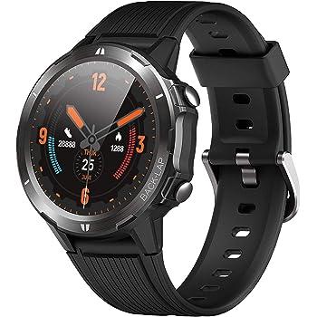 ORYTO Reloj Inteligente, Smartwatch Hombre Mujer Impermeable 5ATM Pulsera Actividad de Fitness con Pulsómetro, Cronómetros, Calorías, Monitor de Sueño, odómetro Pulsera, para Android e iOS