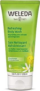 Weleda Creamy Body Wash, Citrus, 6.8 Ounce