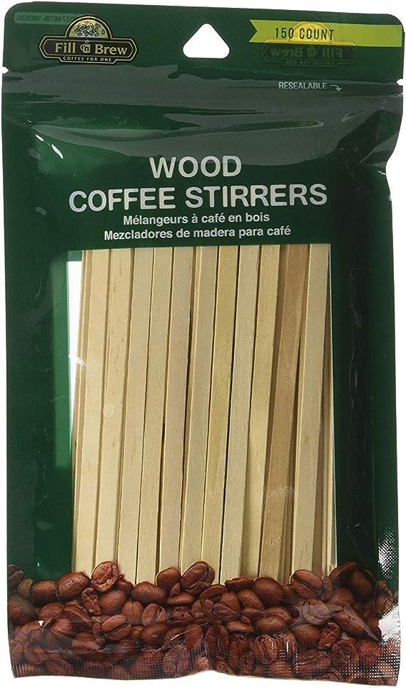 LaMi Wood Coffee Stirrers