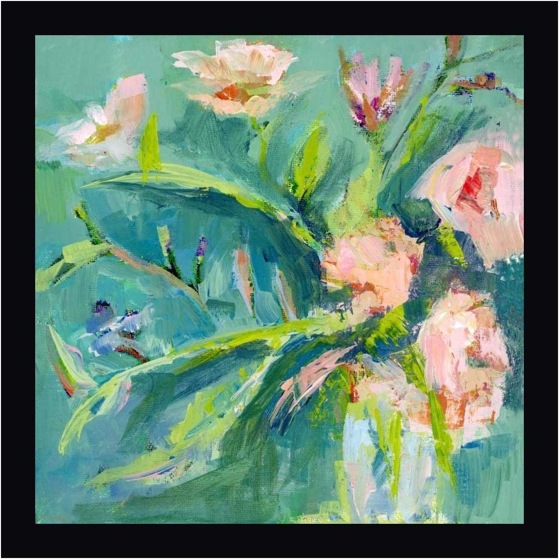 Favorite Flowers 2021 spring Max 86% OFF and summer new IV by Pamela J. Wingard - Black 24