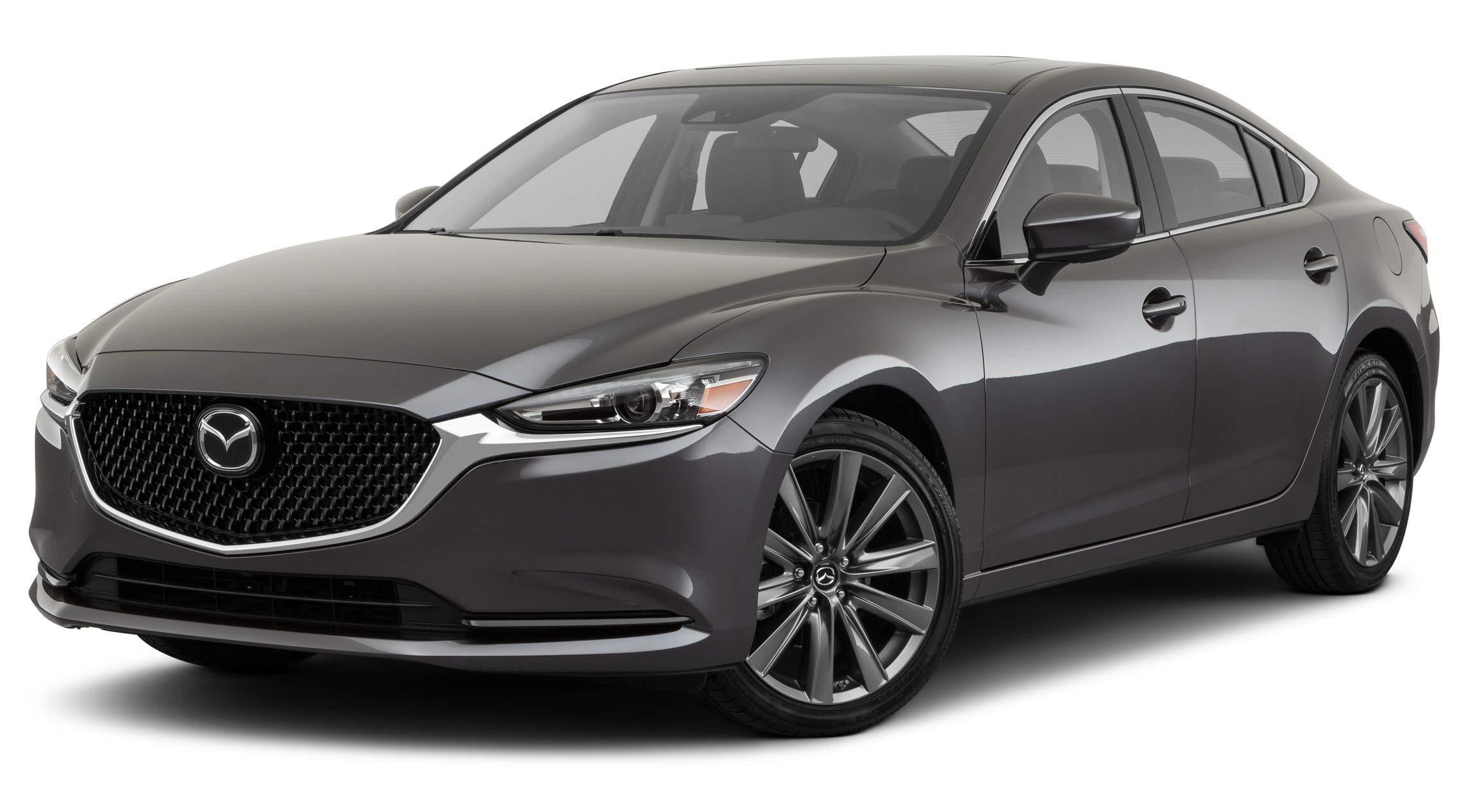 Amazon.com: 2021 Mazda 6 Carbon Edition reseñas, imágenes y especificaciones: Vehículos