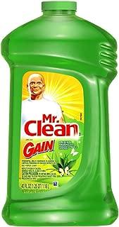 Mr Clean Multi Purpose Cleaner Gain Scent 40 oz 2 Pack