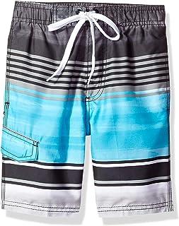 Kanu Surf Boys' Avalon Quick Dry UPF 50+ Beach Swim Trunk