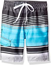 Kanu Surf Boys' Avalon Quick Dry UPF 50+ Beach Swim Trunk