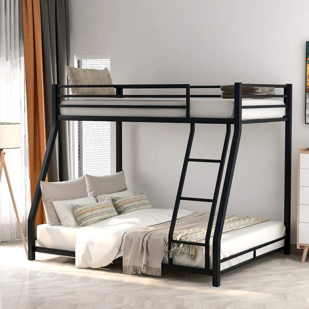 Low Bunk Beds Louisville-Jefferson County Mall Twin Over Brand new Full Ladders with Metal Size