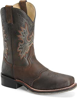 Double-H Boots DH3658 Western Mens 11in