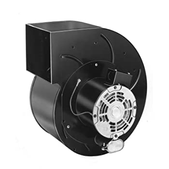 115V 60Hz Fasco B75 Centrifugal Blower with Sleeve Bearing 3,200 rpm 0.59 amps