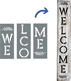 Best welcome outdoor wood sign Reviews