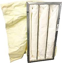 Inner 3-Pocket Bag Filter for JET AFS-1000B and JDS 750-ER