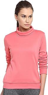 Alcis Pink Women's Sweatshirt