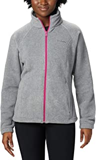Women's Plus Size Benton Springs Full Zip Jacket, Soft...
