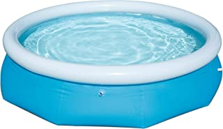 Slabo SO Fast Set Pool | Piscina de jardín con Anillo de Aire Inflable | Piscina Infantil Redonda en un Set Completo | Piscina de Montaje automático - SIN Bomba DE Filtro 305x76 cm