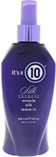 It's a 10 Haircare Silk Express Miracle Silk Leave-In, 10 fl. oz.