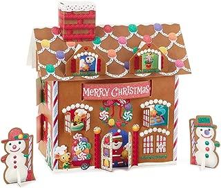 Hallmark 3D Gingerbread House Advent Calendar Decorative Accessories