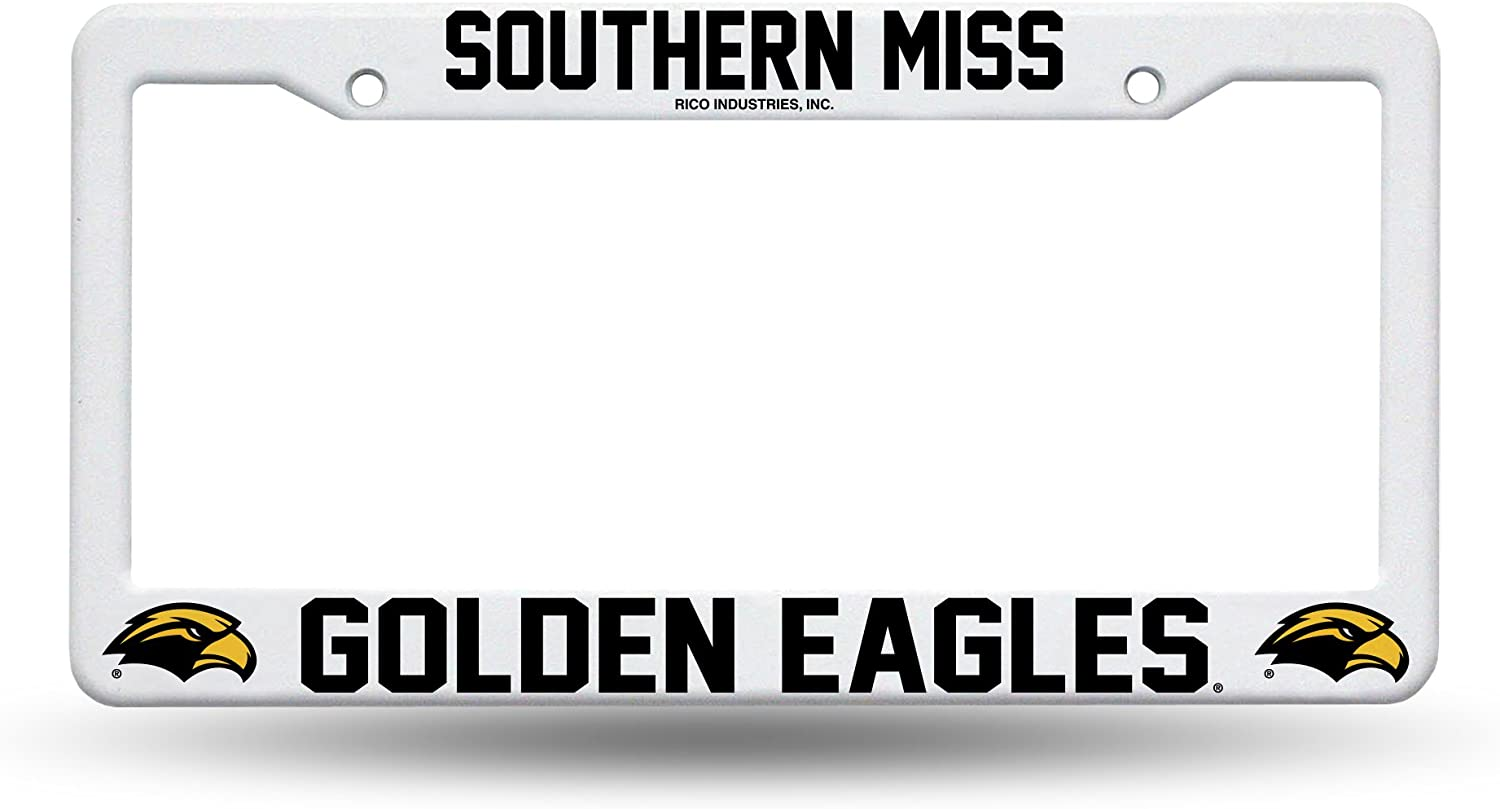 Rico latest Industries NCAA Southern Golden Mississippi Max 60% OFF Plastic Eagles