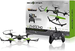 Sky Viper v2450HD Streaming Drone with Flight Assist & 2X Improved Flight Range