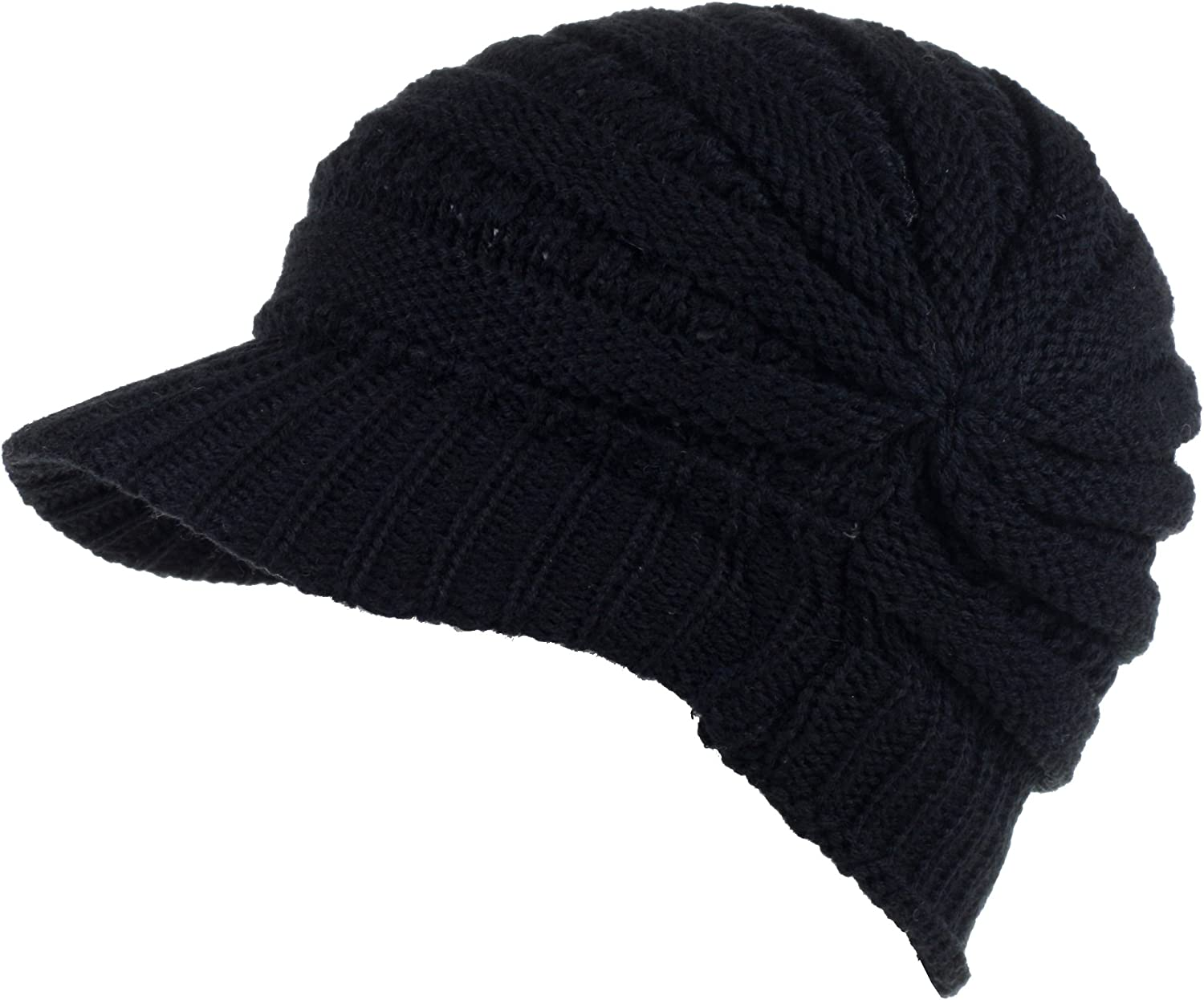 DRY77 Fashion Futuristic Style Look Free shipping / New Viso Hat Beanie with Knitted Ranking TOP12