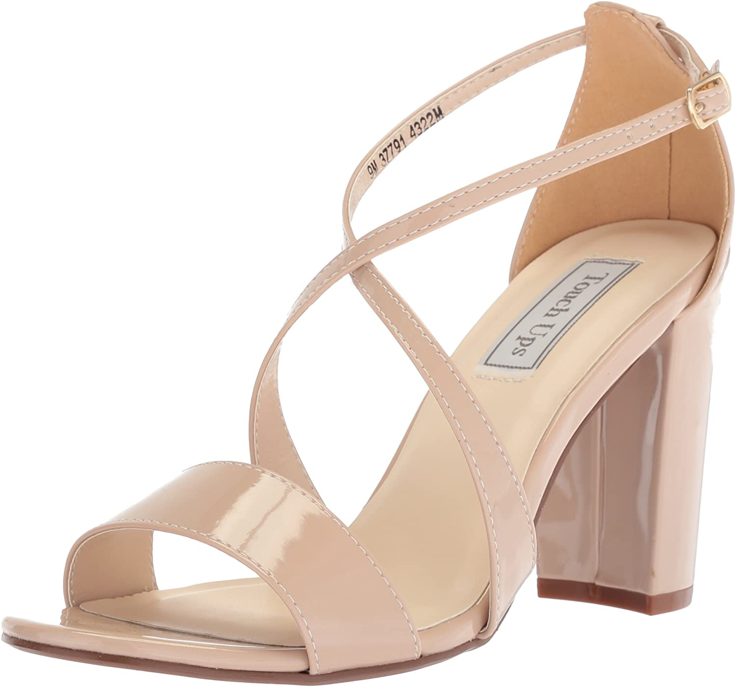 Touch Ups Womens Micah Heeled Sandal