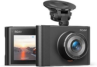 Anker Roav DashCam A1 ، Dash Kam برای اتومبیل ، ضبط درایور ، صفحه نمایش LCD 1080p FHD LCD ، Nighthawk Vision ، لنزهای زاویه باز ، Wi-Fi ، سنسور G ، WDR ، ضبط حلقه ، حالت شب ، شناسایی حرکت ، برنامه اختصاصی
