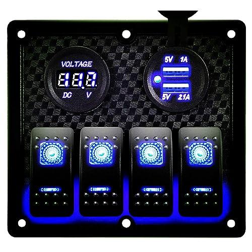 Super Switch Panels Amazon Com Wiring Digital Resources Indicompassionincorg