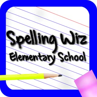Spelling Wiz, Elementary (for Kindle, Tablet & Phone)