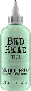 TIGI BED HEAD Control Freak Frizz Control and Straightening Hair Serum 250ml, clean, 8.45oz (TIGI-404364)