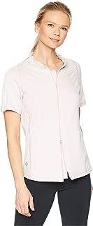 Reboundwear Women's Short Sleeve Lindsey Top - Post Surgery Clothing Adaptive Apparel