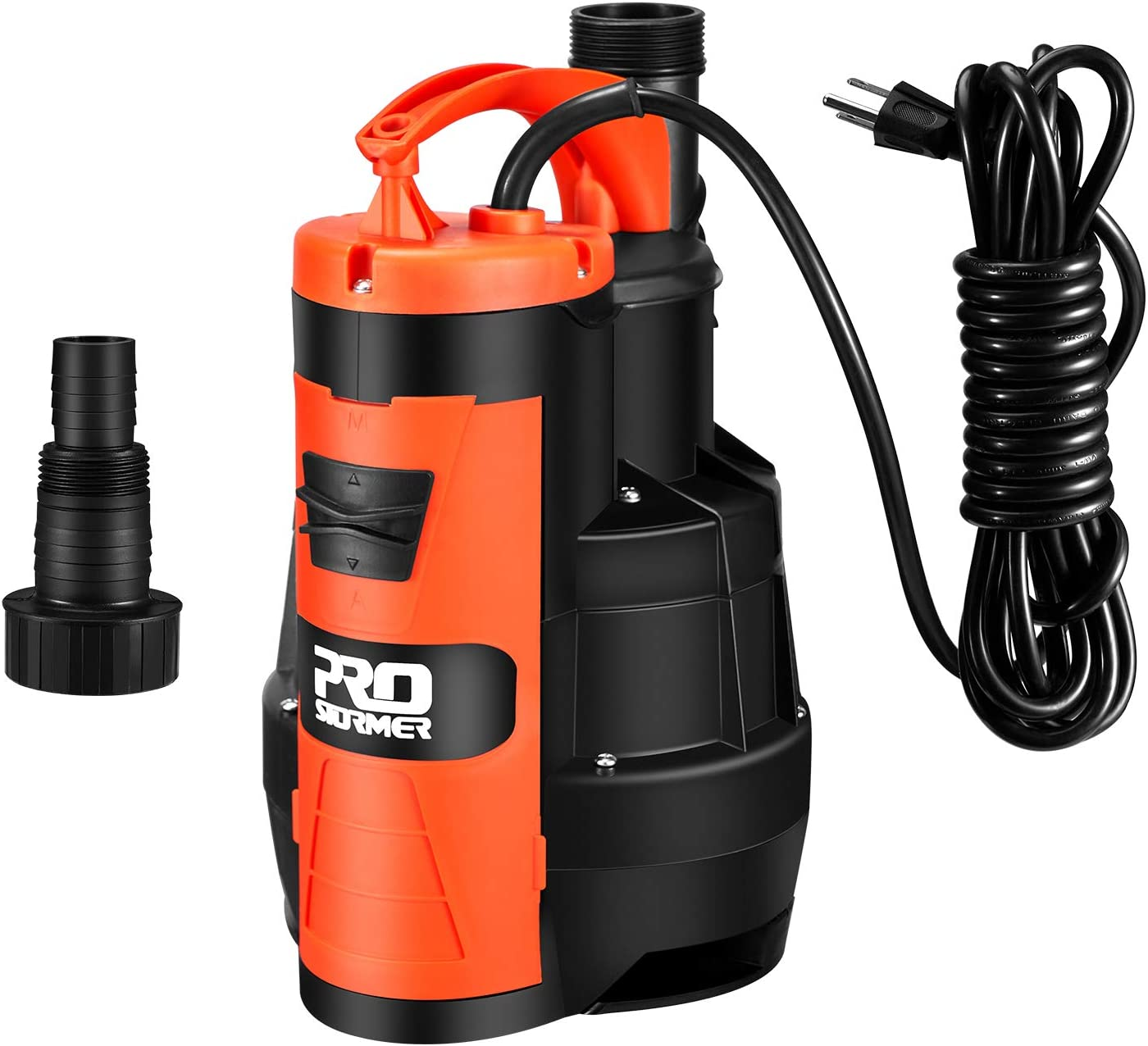 Sump Pump 1HP wholesale 3500GPH Electric Water with Removal Build-in 5 ☆ popular