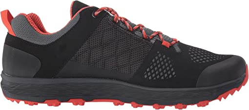 Anthracite/Red Clay